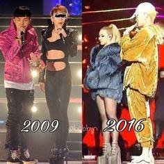 Bigbang Yg, Bigbang G Dragon, Cl Rapper, Gd And Cl, Iu Hair, Korean Best Friends, Cl 2ne1, Girls Run The World, Sandara Park