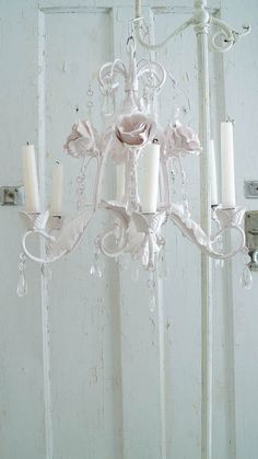 Faux Shabby Chic Tole Chandelier (19 of 47) (scheduled via http://www.tailwindapp.com?utm_source=pinterest&utm_medium=twpin&utm_content=post1054123&utm_campaign=scheduler_attribution)