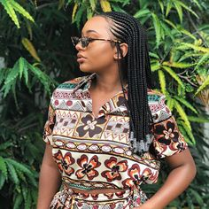 7 looks of cornrows ultra tendency to try! - My Afro Dressing Table Short Box Braids Hairstyles, Braided Hairstyles For Black Women, African Braids Hairstyles, Girl Hairstyles, Short Braids, Easy Hairstyles, Black Girl Braids, Braids For Black Hair, Braid Styles