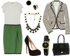 How to put your own twist on business casual