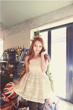 AD261001104 ( Korean Fashion Dress ) - $16.78 on @ClozetteCo