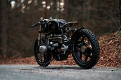 It Doesn't Get Much Cooler Than This Black Stallion BMW R100   Airows