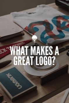 When creating a logo for your company, brand, or product, there are a few components to consider that have gone into making some of the world's most recognizable logos. Brand Identity Design, Logo Design, Graphic Design, How To Make Logo, Create A Logo, Marketing Branding, Great Logos, Competitor Analysis, Advertising Agency