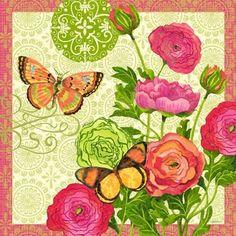 Botanica-C by Jennifer Brinley | Ruth Levison Design