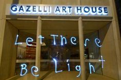 London Gallery Launches Citywide Light Graffiti Competition