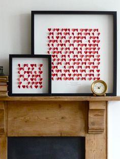 heart poster art