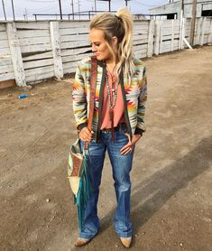 nfr outfits for vegas Cowgirl Style Outfits, Country Style Outfits, Country Fashion, Cowgirl Outfits, Cute Outfits, Cowgirl Fashion, Fashion Edgy, Fashion Styles, Casual Outfits