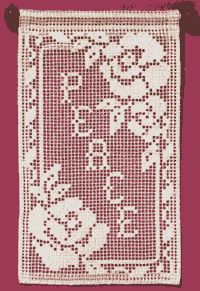 patterns for lace net darning | NordicNeedle.com - The Nordic Needle Courier