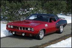 ' 71 cuda