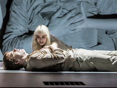 Image result for lazarus musical