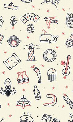 tattoo icon illustration - Google Search