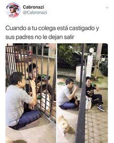 Imagenes de Chistes #memes #chistes #chistesmalos #imagenesgraciosas #humor Funny Spanish Memes, Spanish Humor, Bts Memes, Funny Memes, Hilarious, Bff Pictures, Funny Photos, Mexican Memes, Humor Mexicano