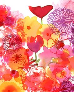 """Bouquet"" by Margaret Berg"