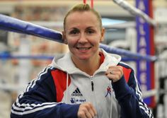 Boxer Lisa Whiteside is set to face Olympic champion Nicola Adams