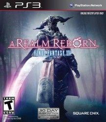 Final Fantasy XIV: A Realm Reborn – Playstation 3