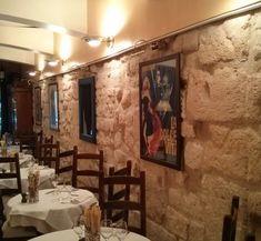 Fellini restaurant - A Hotel de la Place du Louvre team's best pick. Paris Hotels, The Neighbourhood, Louvre, Mountain, Restaurant, Home Decor, Licence Plates, Restaurants, Interior Design