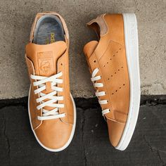 Horween Leather x adidas Originals Stan Smith