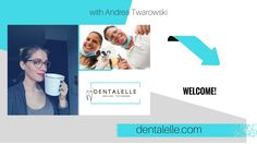 Daily studying for Dental Assisting and Dental Hygiene Students! Free teaching videos with Andrea (owner of Dentalelle Tutoring), mock exams, support, guidance, and more! #dentalelle