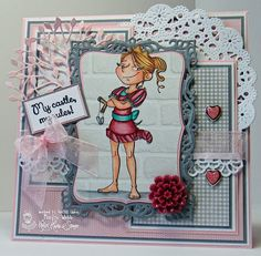 Marilyn's Cards and More: KRAFTIN' KIMMIE STAMPS RELEASE DAY HOP!