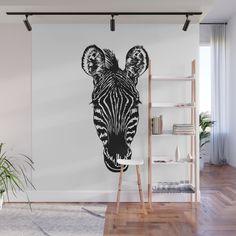 Buy Zebra Head Wall