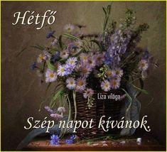 New Week, Flowers, Plants, Painting, Art, Art Background, Painting Art, Kunst, Paintings