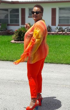 Madam Too Much - Orangesicle - Madam Too Much