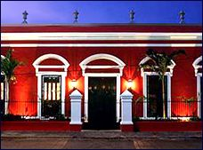 The Villa at Merida