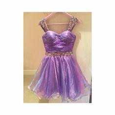 Sherri Hill dress Worn once. Sweetheart neckline. Jeweled waist and straps. Sherri Hill Dresses Prom