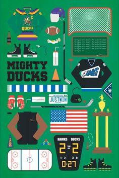 mighty ducks.