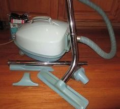 Kenmore Canister Vacuum Cleaner 116 Maroon W Power Mate