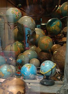 Globe-Trotter's Dream, via Flickr.