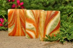 Bring the spa to your bathroom with this all natural and handmade salt bar.
