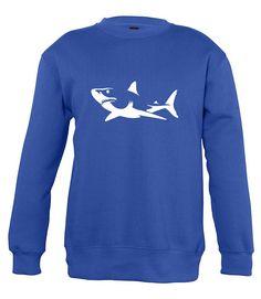 Hai Sweatshirt von ClaudioCrissi auf Etsy
