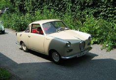 Goggomobil Coupe - www.VintageMicrocar.com