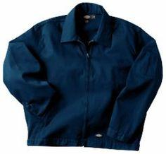 Unlined Eisenhower Jacket   Men's Automotive Professions   Dickies.com $40