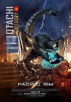 Pacific Rim it was okay, but i feel like the strong female lead was hyped up in a lot of the feminist blogs i read....i wish she would have had a larger presence throughout the film, but the graphics and story plot are quite nice.