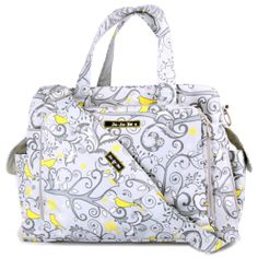 jujube be prepared diaper bag :: the mega diaper bag for long days and overnight trips to the grandparents house