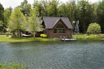 Bed & Breakfast Private 100 acres
