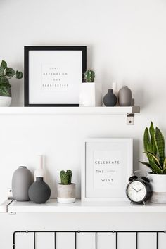 Today, I am giving you two free printable motivational quotes to help remind you to keep celebrating all the little wins. Room Ideas Bedroom, Bedroom Decor, Bedroom Furniture, Cute Room Decor, Aesthetic Room Decor, Room Shelves, Home Office Decor, Home Decor Inspiration, Decor Ideas