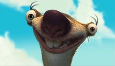 Sidney or Sid is a character in the Ice Age films. He is voiced by John Leguizamo. Cute Wallpaper Backgrounds, Disney Wallpaper, Cute Wallpapers, Wallpaper Ideas, Ice Age Funny, Ice Age Sid, Tribal Shark, Sid The Sloth, Cartoon Memes