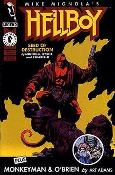 Hellboy in Hell is ending in Mike Mignola is taking a sabbatical. Darkhorse Comics, Best Comic Books, Comic Books Art, Book Art, Hellboy 1, Hellboy Comics, Mike Mignola Art, Comics Kingdom, Comics