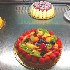 Italian Desserts in Rome