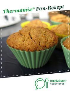 Karotten-Nuss-Muffins von Daniditt. Ein Thermomix ® Rezept aus der Kategorie Backen süß auf www.rezeptwelt.de, der Thermomix ® Community.