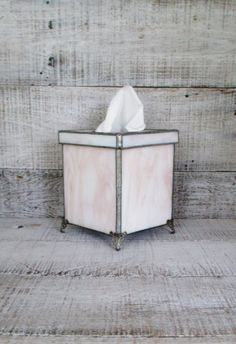 Decorative Tissue Box Cover Rectangular #wooden #tissue #box Cover Dispenser With Decorative