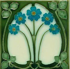 Craftsman Bungalow Style Tiles | Store » Tiles » Porteous Tiles » 6 x 6 Tiles