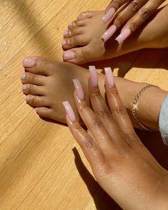 Bling Acrylic Nails, Summer Acrylic Nails, Acrylic Toes, Best Acrylic Nails, Cute Acrylic Nail Designs, Gel Nails, Acrylics, Dope Nail Designs, Gorgeous Nails