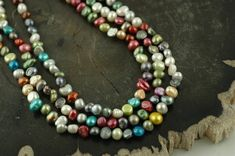 Hey, I found this really awesome Etsy listing at https://www.etsy.com/listing/190140915/summer-mix-freshwater-potato-pearl-5x9mm