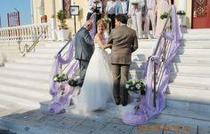 στολισμος γαμου σε λιλα χρωματα Tulle, Wedding Dresses, Skirts, Fashion, Lilac, Bride Dresses, Moda, Bridal Gowns, Skirt
