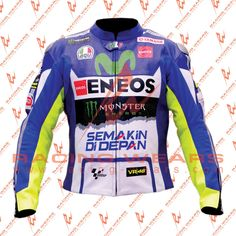 Motorbike Racing Leather Jacket For Men All sizes Available #RacingWears