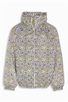 Ditsy Print Cagoule (3-16yrs)